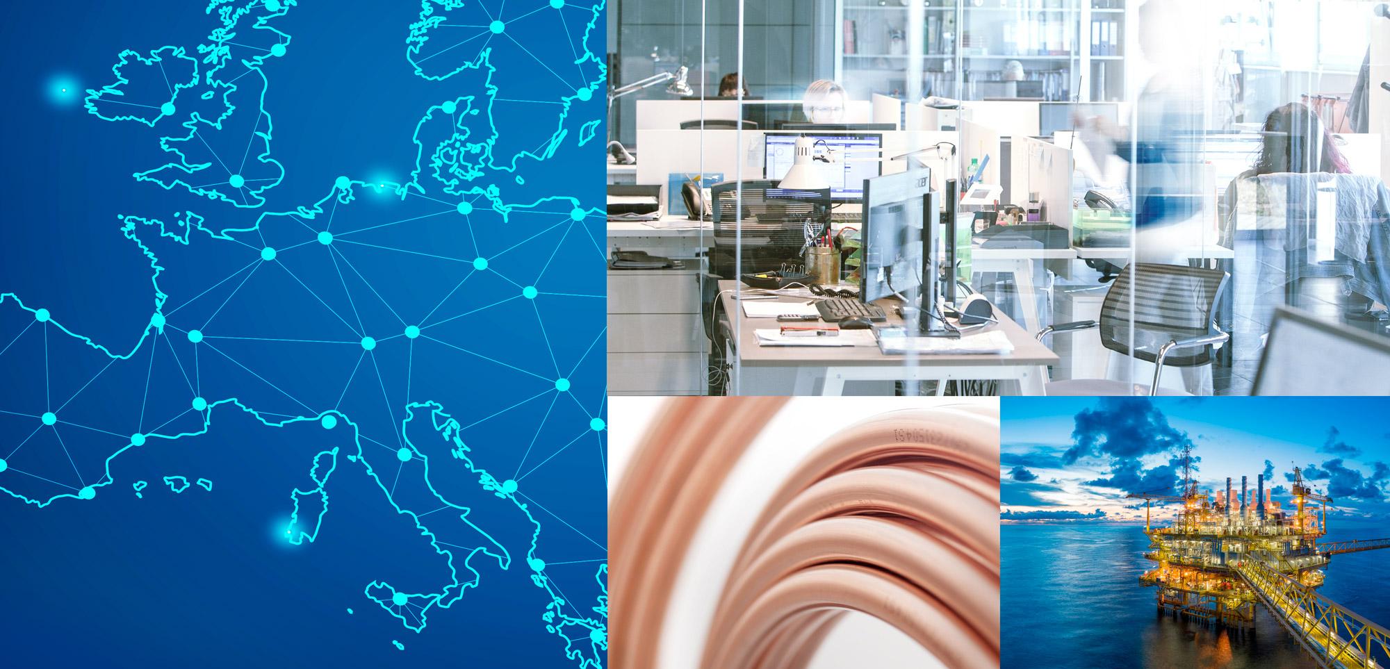 grandi impianti speciali per fornitori industriali